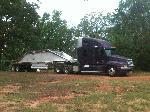 Belly Dump & Truck